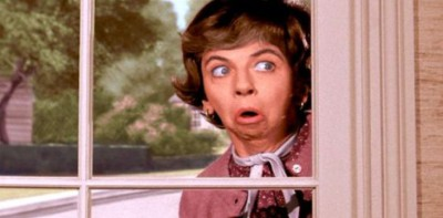 Gladys Kravitz Doing Her Thing