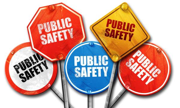 Public Safety Walk: MONDAY, MAY 21ST @ 6:30PM